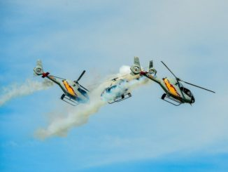 Festival aéreo Tablada 2020