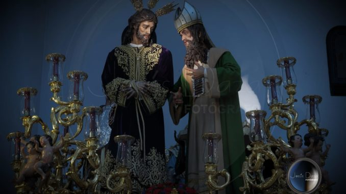 Jesús en su Soberano Poder, Hermandad de San Gonzalo