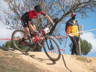 Lucía Macho, ciclismo de montaña, triana