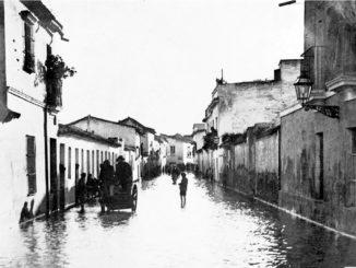 Calle San Juan Evangelista, 1912